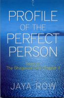 Profile Of A Perfect Person: Book by Jaya Row