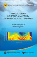 Applications of Lie Group Analysis in Geophysical Fluid Dynamics: Book by Nail H. Ibragimov