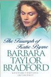 The Triumph Of Katie Byrne:Book by Author-Barbara Taylor Bradford