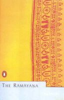 The Ramayana:Book by Author-Valmiki , Arshia Sattar