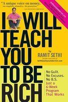 I Will Teach You To Be Rich:Book by Author-Ramit Sethi