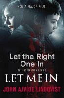 Let Me In: Book by John Ajvide Lindqvist