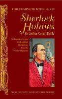 The Complete Stories of Sherlock Holmes:Book by Author-Sir Arthur Conan Doyle