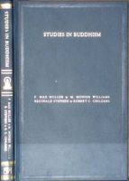 Studies in Buddhism : Book by Muller, F. Ma