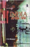 India After 1991: Book by P K Bhargava