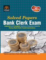 Bank Clerk Solved Papers Up to 2011: Book by Expert Compilations