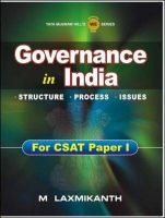 Governance in India: Book by Laxmikanth