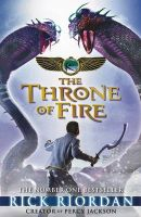 The Throne of Fire:Book by Author-Rick Riordan
