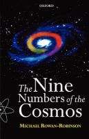 The Nine Numbers of the Cosmos:Book by Author-Michael Rowan-Robinson
