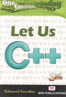 Let Us C++: Book by Kanetkar