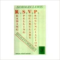 R.S.V.P Reading, Spelling, Vocabulary, Pronunciation 3: Book by Norman Lewis