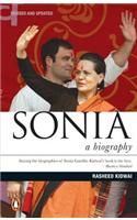 Sonia : A Biography:Book by Author-Rasheed Kidwai