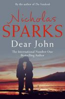 Dear John:Book by Author-Nicholas Sparks