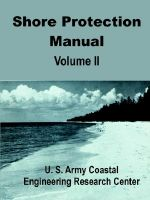 Shore Protection Manual: v. 2: Book by U S. Army Coastal Engineering Research