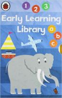 LADYBIRD EARLY LEARNING LIBRARY (7 BOOK SET): Book by Ladybird
