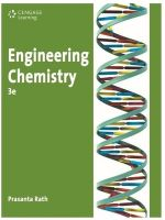 Engineering Chemistry (BPTU): Book by Prasanta Rath