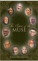 The Spirit Of The Muse: Conversations on the Journeys of Artists:Book by Author-Rajiv Malhotra