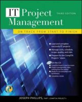 IT Project Management: Book by Phillips