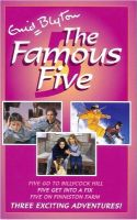 Famous Five 16-18 Bindups: Book by Enid Blyton