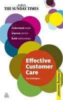 Effective Customer Care: Book by Pat Wellington