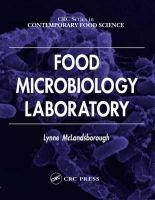 Food Microbiology Laboratory: Book by Lynne McLandsborough