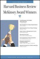 Harvard Business Review McKinsey Award Winners: Book by Harvard Business School Press