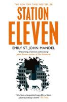 Station Eleven: Book by Emily St. John Mandel