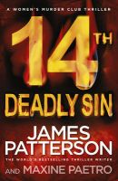 14th Deadly Sin: Book by James Patterson