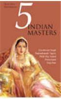 5 Indian Masters: Book by Raja Rao, Premchand, Rabindranath Tagore, Dr. Mulk Raj Anand , Khushwant Singh