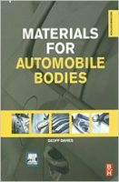 MATERIALS FOR AUTOMOBILE BODIES (English): Book by DAVIES