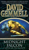 Midnight Falcon: Book by David Gemmell