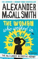 The Woman Who Walked In Sunshine (English) (Paperback): Book by Alexander Mccall Smith