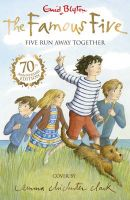 Five Run Away Together:Book by Author-Enid Blyton