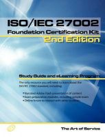 ISO/IEC 27002 Foundation Complete Certification Kit - Study Guide Book and Online Course - Second Edition: Book by Ivanka Menken