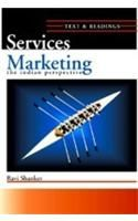 Services Marketing: Book by Ravi Shanker
