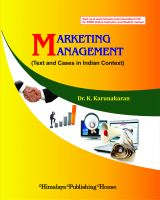 Marketing Management (Text & Cases in Indian Context): Book by K. Karunakaran