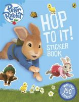 Peter Rabbit Animation: Hop to It! Sticker Book: Book by Puffin