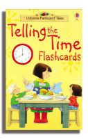Usborne Farmyard Tales: Telling The Time Flashcards: Book by Stephen Cartwright