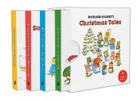 Richard Scarry's Christmas Tales: Book by Richard Scarry