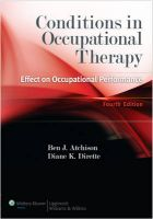Conditions in Occupational Therapy: Book by Ben Atchison