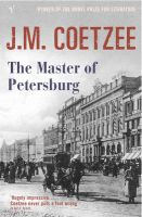 Master of Petersburg:Book by Author-J. M. Coetzee