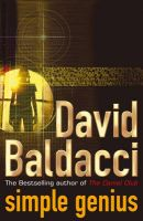 Simple Genius: Book by David Baldacci