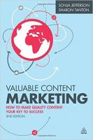 Valuable Content Marketing: How to Make Quality Content Your Key to Success (English) (Paperback): Book by Sonja Jefferson