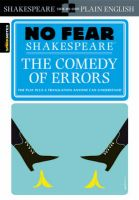 The Comedy of Errors: Book by William Shakespeare , John Crowther