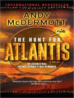 The Hunt for Atlantis: A Novel: Book by Andy McDermott