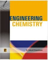 Engineering Chemistry: Book by Vedavalli Sivaprakasam