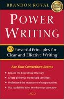 Power Writing: Book by Brandon Royal