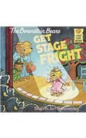 The Berenstain Bears Get Stage Fright: Book by Stan Berenstain,Jan Berenstain