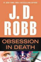 Obsession in Death: Book by J D Robb