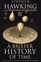 A Briefer History of Time:Book by Author-Stephen Hawking , Leonard Mlodinow
